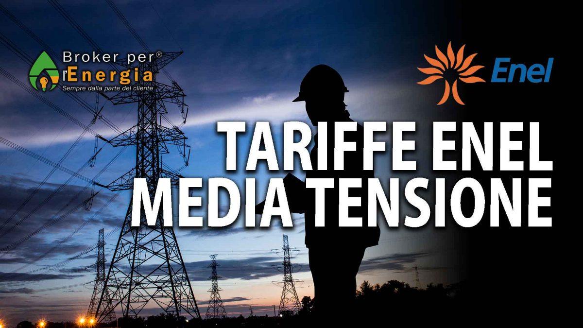 tariffe enel media tensione