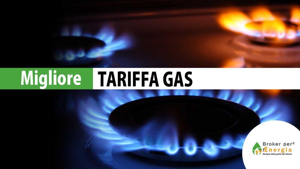 Migliore Tariffa Gas