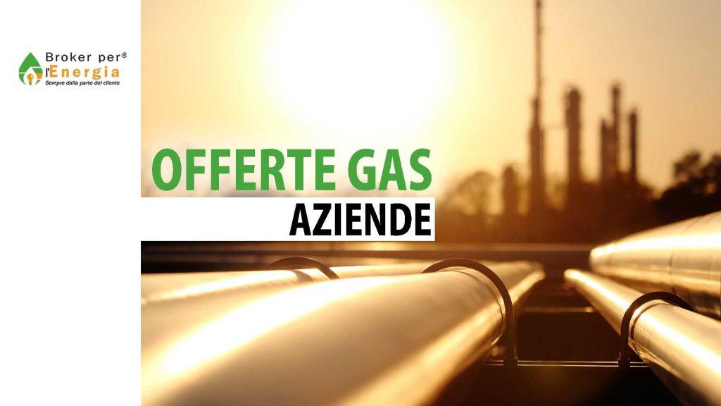offerte gas aziende